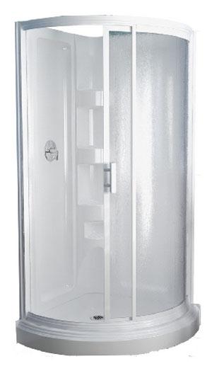 Round Showers